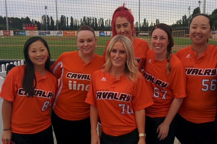 Tryouts - Canberra Cavalry Womens Team